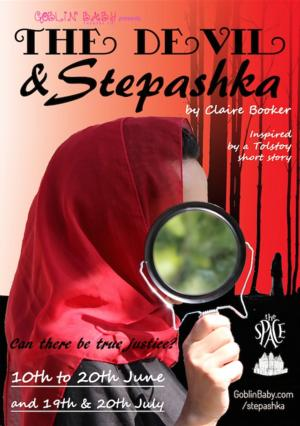Goblin Baby Theatre Co. Stages THE DEVIL & STEPASHKA at Ye Old Rose & Crown, Beg. Tonight