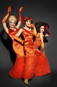 THE SUPREME FABULETTES to Play Eight West End Shows, Feb-March 2013