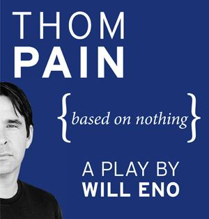 BWW Reviews: Sideways Storytelling: Santa Barbara Museum of Art Presents THOM PAIN {BASED ON NOTHING}