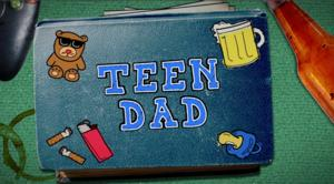 Heckle Her Productions to Stage Reading of Adrienne Dawes' TEEN DAD, 5/13