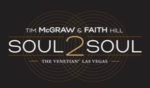 "Tim McGraw & Faith Hill Announce Encore Run of  ""SOUL2SOUL"""