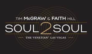 "Tim McGraw & Faith Hill Announce Encore Run of  ""SOUL2SOUL"""