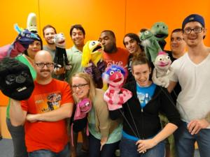 Go Comedy! to Present FUZZBALLS COMEDY WITH PUPPETS, 8/14-22