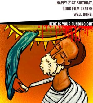 Campaign to Save 21-Year-Old CORK FILM CENTRE Launches