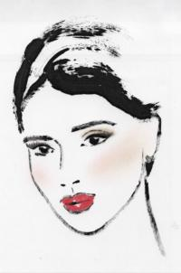Target Beauty Creates the New Holly Golightly