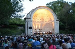Orpheus Chamber Orchestra Performs Free NAUMBURG Concert, 7/15