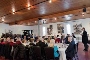 Liberty Hall Museum to Offer Additional DOWNTON ABBEY Luncheon, 2/8