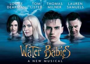 Lister Joins Cast Of WATER BABIES, Apr 2014