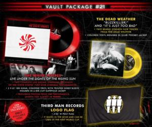 Third Man Records Presents VAULT PACKAGE #21