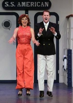 BWW Reviews: Welk Resorts Theatre Offers a Splashy ANYTHING GOES