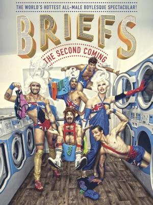 BRIEFS - THE SECOND COMING Headlines Glastonbury Circus Big Top, Hits London For 4-Week Run