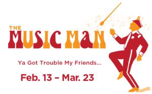 Berkeley Playhouse to Present THE MUSIC MAN, 2/13-3/23