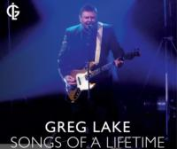 Greg Lake To Release 'Songs Of A Lifetime' Live CD