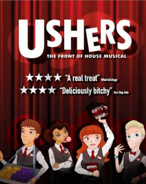 USHERS: The Front of House Musical to Transfer to Charing Cross Theatre, Begin. 7 March