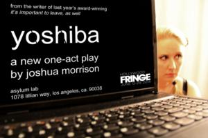 Joshua Morrison to Return to Hollywood Fringe with YOSHIBA, 6/5-28