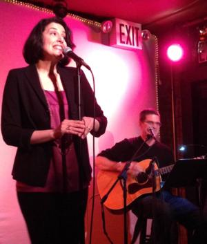 BWW Reviews: MEG FLATHER's Charming and Folksy Menu of Classic Pop Songs Mixed With Lovely Originals is Deliciously 'Anti-Cabaret' at Don't Tell Mama