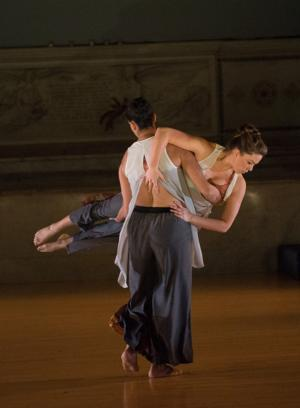 Suzanne Beahrs Dance to Present AMID at Danspace Project, 3/27-29