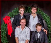 SLAPHAPPY! A HOLIDAY CONCERT Plays Whidbey Island Center for the Arts Tonight
