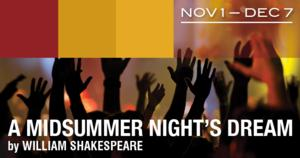 PlayMakers Rep Receives Shakespeare in American Communities Grant for A MIDSUMMER NIGHT'S DREAM