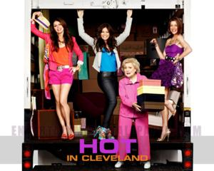 TV Land to Produce Animated Episode of HOT IN CLEVELAND