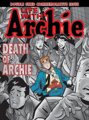 Archie Comics Releases LIFE WITH ARCHIE Magazine #36: DEATH OF ARCHIE