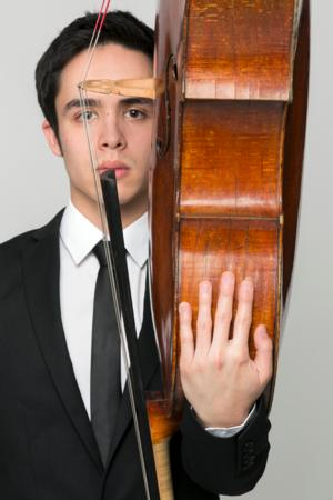 Concert Artists Guild Presents Rising Cellist Jay Campbell and Premiere of Three New Works, 3/10