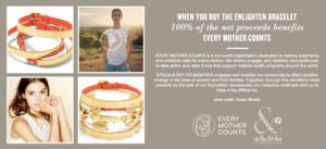 Stella & Dot Re-Launches Foundation With Every Mother Counts