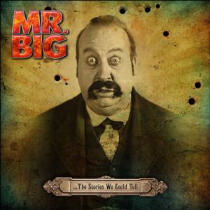 Mr. Big Confirm Details of New Album '...The Stories We Could Tell'