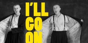 Barry McGovern to Star in I'LL GO ON at CTG's Kirk Douglas Theatre, 1/10-2/9