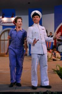 BWW Reviews: Nashville Shakespeare Festival Updates MUCH ADO With 1940s Style and Swing