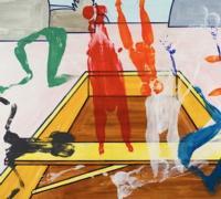 David Salle Exhibition Opens 9/24 at Gallery Met