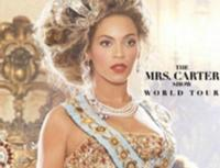 More Tickets Now on Sale for BEYONCE's 'Mrs. Carter Show' Tour