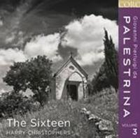 The Sixteen and Harry Christophers Release Palestrina, Vol. 3 Album