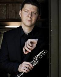 Clarinetist Alexander Fiterstein to Perform at WMP Concert Hall, 3/15