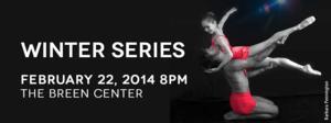 Verb Ballets' Winter Series Set for Breen Center, 2/22