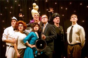 BWW Reviews: ZOMBIES FROM THE BEYOND This Fringe Hit Gets a Big Thumbs Up