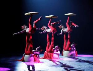 National Acrobats of China to Perform at Gallo Center, 9/18