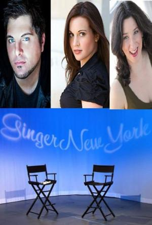 Tim Realbuto, Jenna Leigh Green & Kimberly Faye Greenberg  Set for MNN's THE GINGER SHOW NEW YORK Tomorrow