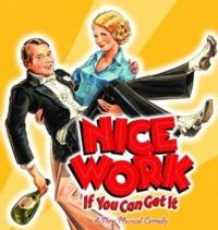 NICE WORK IF YOU CAN GET IT Cast Album to Get 9/25 Release; Track List Announced!