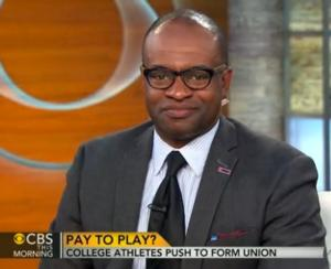 NFL Director Demaurice Smith Talks NFL Concussion Settlement on CBS