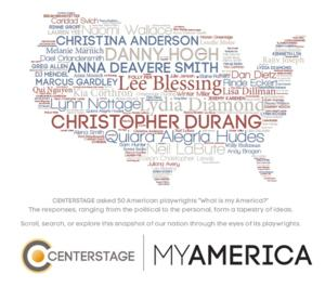 Center Stage's Digital Theater Project MY AMERICA to Screen as Feature Length Film on Fandor, Today; Hits IFC Center, 7/9
