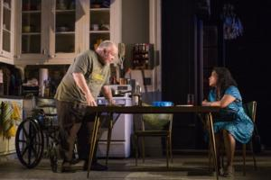 Atlantic Theater Company Extends BETWEEN RIVERSIDE AND CRAZY Through 8/23