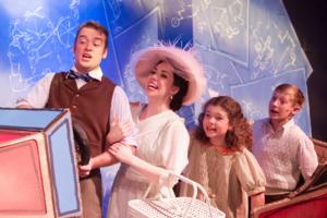 BWW Review:  CHITTY CHITTY BANG BANG is Truly Scrumptious at The Coterie Theatre
