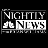 NBC NIGHTLY NEWS is Most-Watched Network Evening Newscast