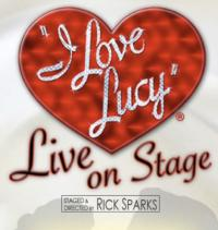 I LOVE LUCY LIVE ON STAGE Goes On Sale in Washington, DC This Friday