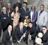 JUAN De MARCOS & THE AFRO-CUBAN ALL STARS Play Blue Note, 3/12-17