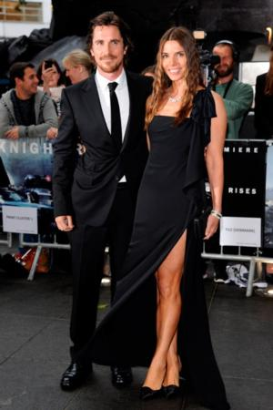 Christian Bale and Sibi Blazic Expecting Their Second Child