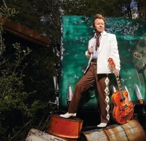 Brian Setzer Orchestra Will Return to the Fox Theatre, 11/21