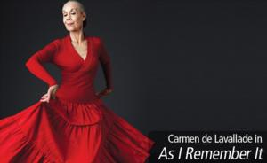 Carmen de Lavallade Set for World Premiere of AS I REMEMBER IT at Jacob's Pillow This Weekend