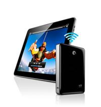 Seagate Unveils Wireless Plus - Streaming Mobile Device Storage